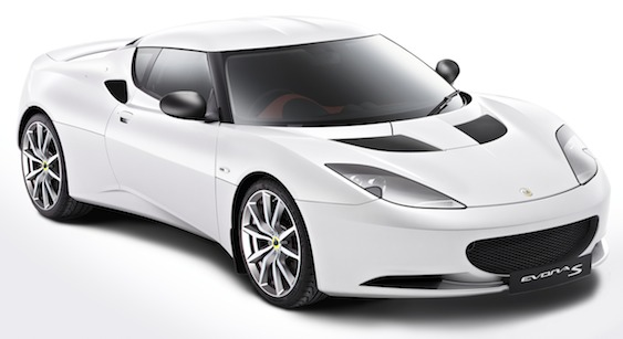 2011 lotus evora s 4 Lotus unveils Evors S 2011 with new style and supercharged engine with 345Hp