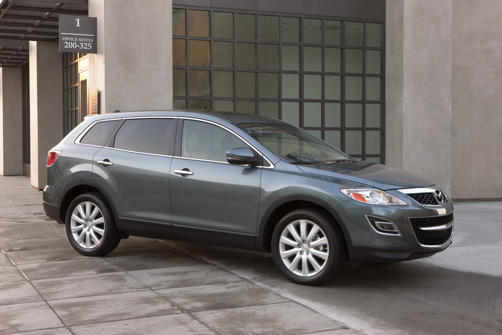 2011 mazda cx9 2 Revised 2011 Mazda CX 9 edition launched