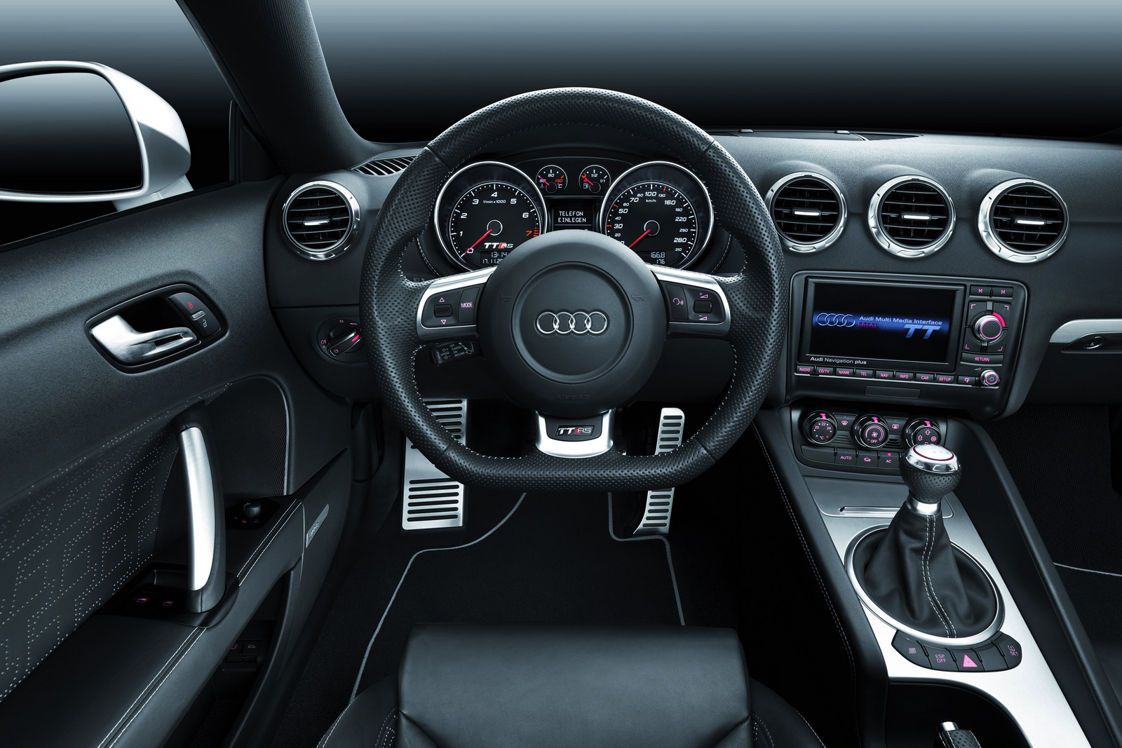 2012 Audi TT RS 2 New Audi TT RS available in US just at $ 56,850