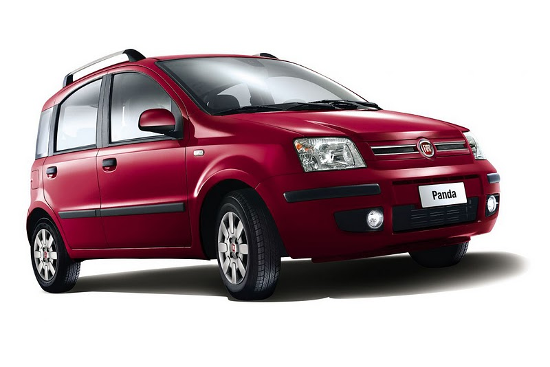 2012 Fiat Panda 1 2012 Fiat panda to debut in Frankfurt