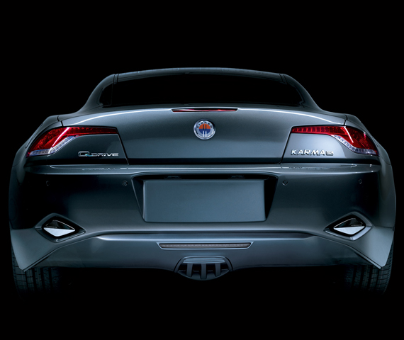 2012 Fisker Karma 10 The First Karma luxury edition for Leonardo Di Caprio. Fisker bags huge orders