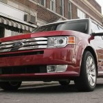 2012 Ford Flex 150x150 2012 Ford Flex Crossover Performs Well without Dampening Nature