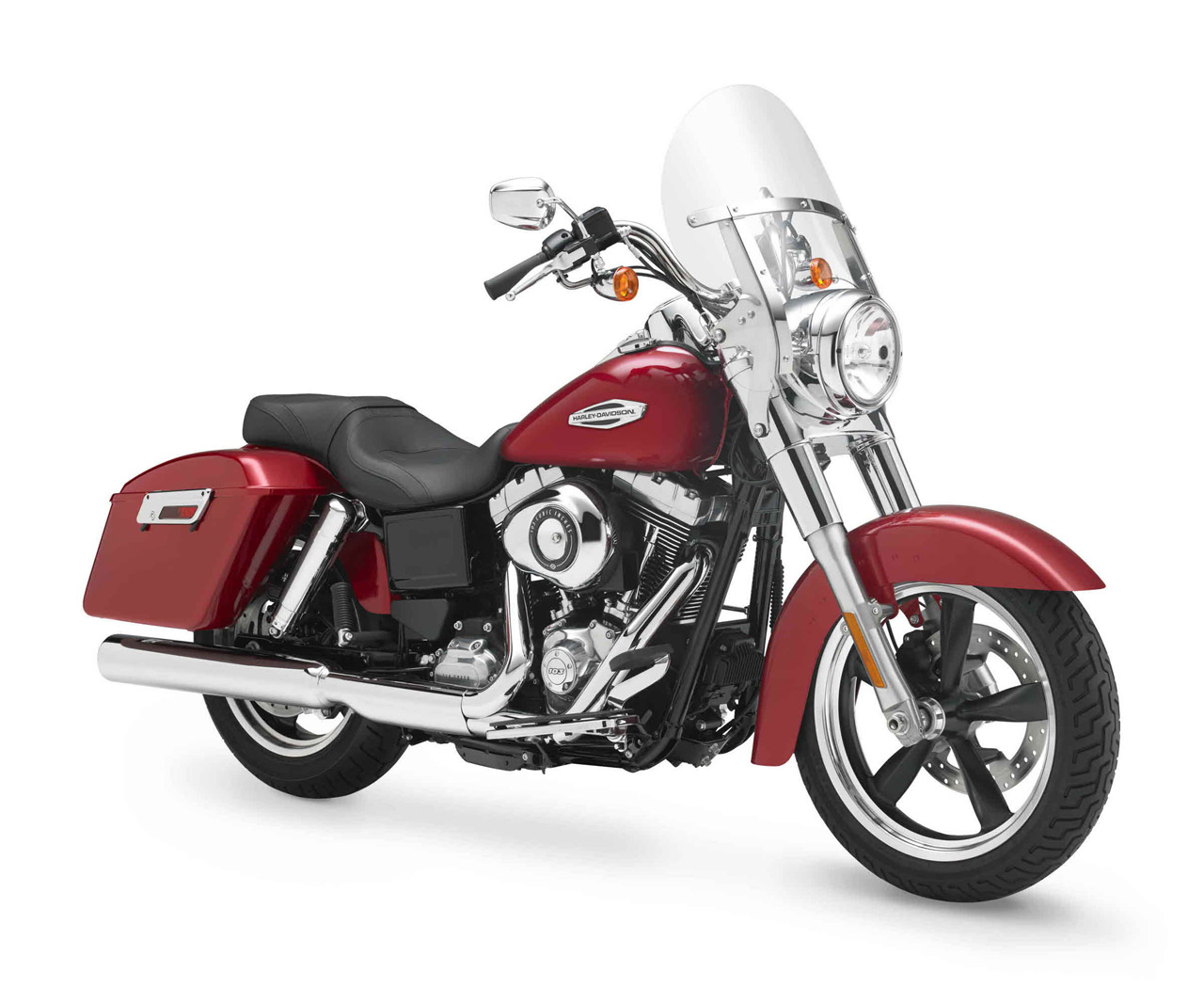2012 Harley Davidson models 4 New models from Harley – Davison to be unveiled in 2012