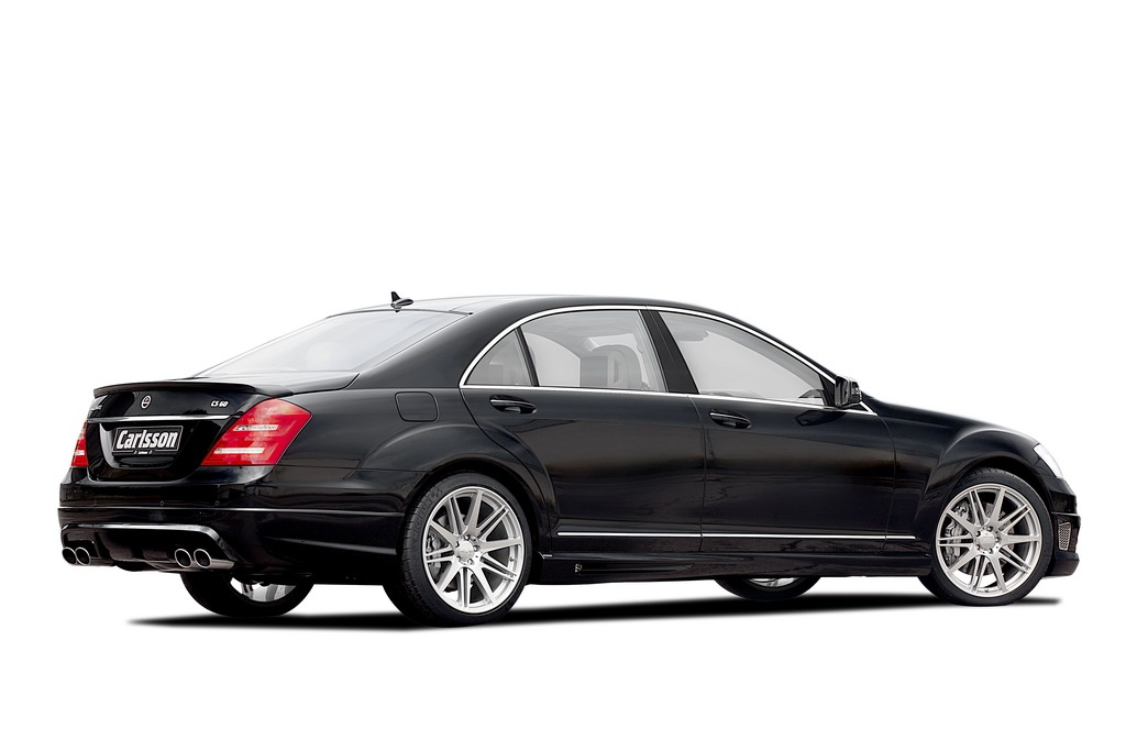 2012 Mercedes S Class W221 by Carlsson 2 Mercedes S Class by Carlsson  A Short Review