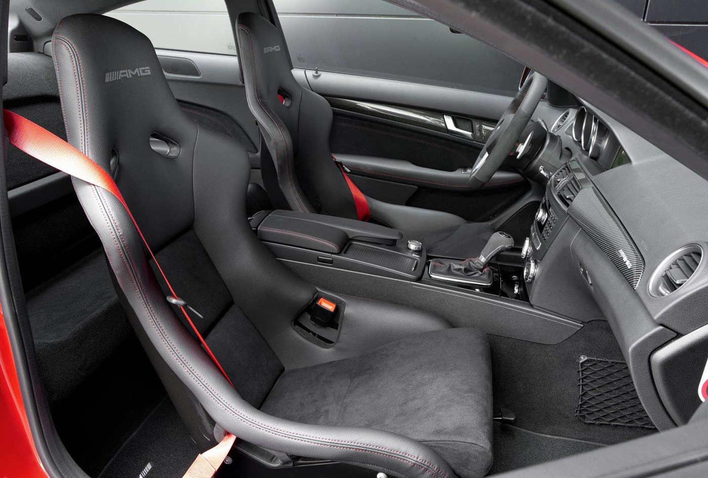 2012 Mercedes benz C 63 AMG Coupe Black Series 9 THE MOST DOMINANT C CLASS OF ALL ERA