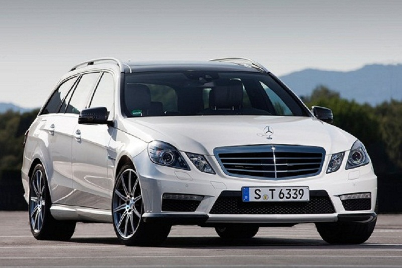 2012 Mercedes benz e63 amg wagon 1 2012 Mercedes Benz E63 AMG Wagon returns to US market