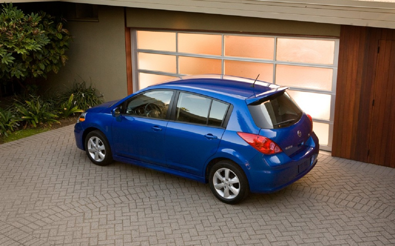 2012 Nissan Versa hatchback 2 New 2012 hatch back from Nissan Versa