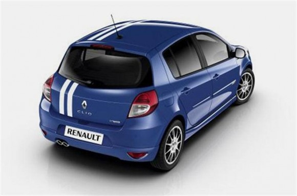 2012 Renault Clio Gordini 5 RENAULT UNVEILED NEW CLIO GORDINI: ELEGANT, SPORTY AND STYLISH