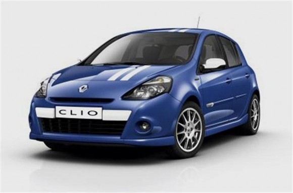 2012 Renault Clio Gordini 6 RENAULT UNVEILED NEW CLIO GORDINI: ELEGANT, SPORTY AND STYLISH