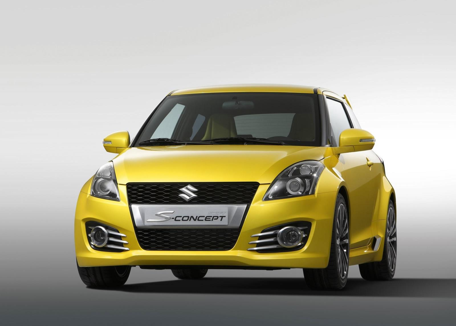2012 Suzuki Swift Sport 1 Suzuki Swift Sport looks ready to take the roads early 2012!