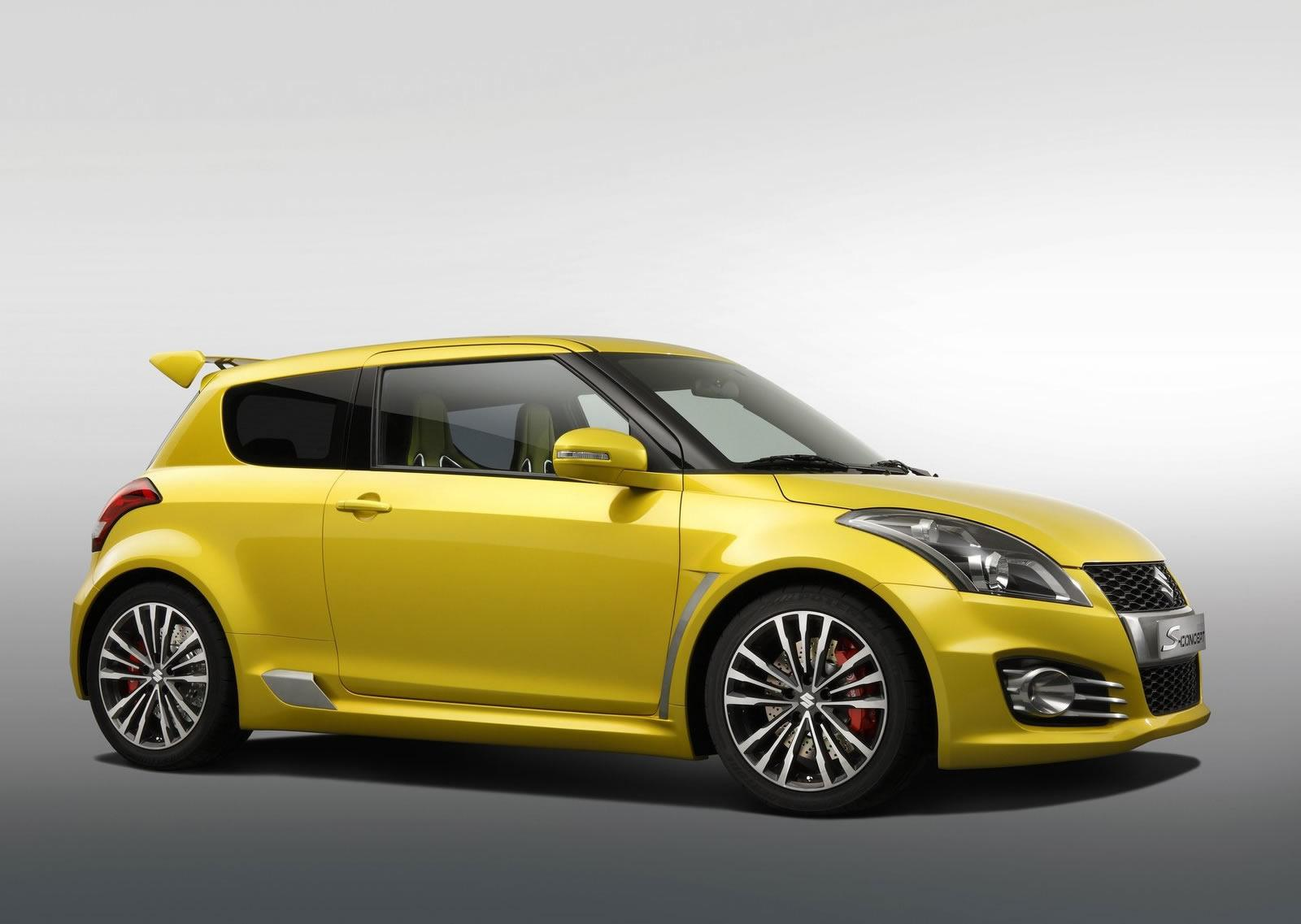 2012 Suzuki Swift Sport 3 Suzuki Swift Sport looks ready to take the roads early 2012!