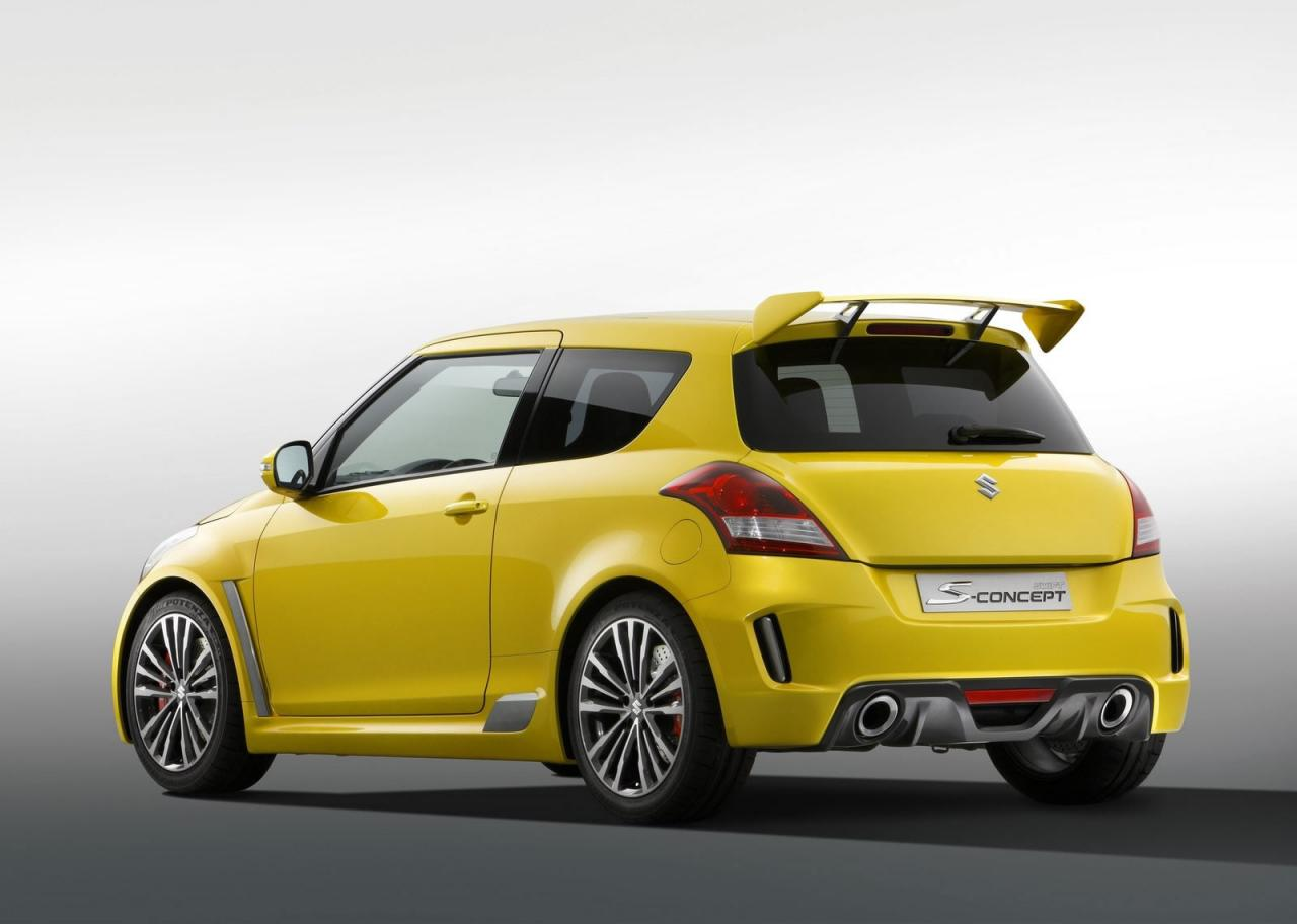 2012 Suzuki Swift Sport Suzuki Swift Sport looks ready to take the roads early 2012!