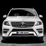 All-new 2012MY M-Class