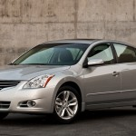 2012 nissan altima sedan 150x150 Nissan Altima and Chevrolet Impala   Got Approval from Authority as NYC Taxis