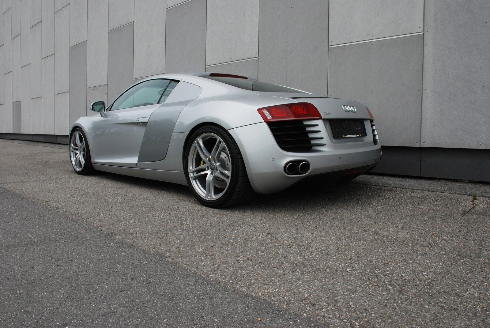 Audi r8 by oct tuning 11 O.CT to give R8 a huge tuning