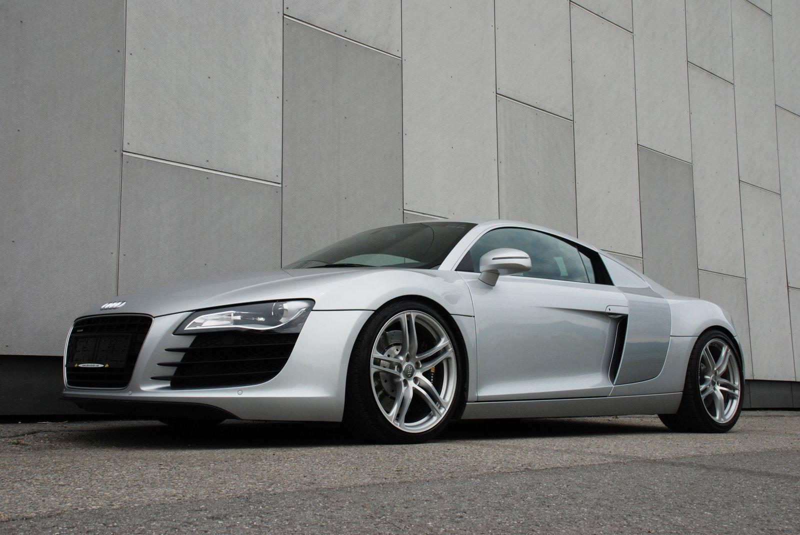 Audi r8 by oct tuning 12 O.CT to give R8 a huge tuning