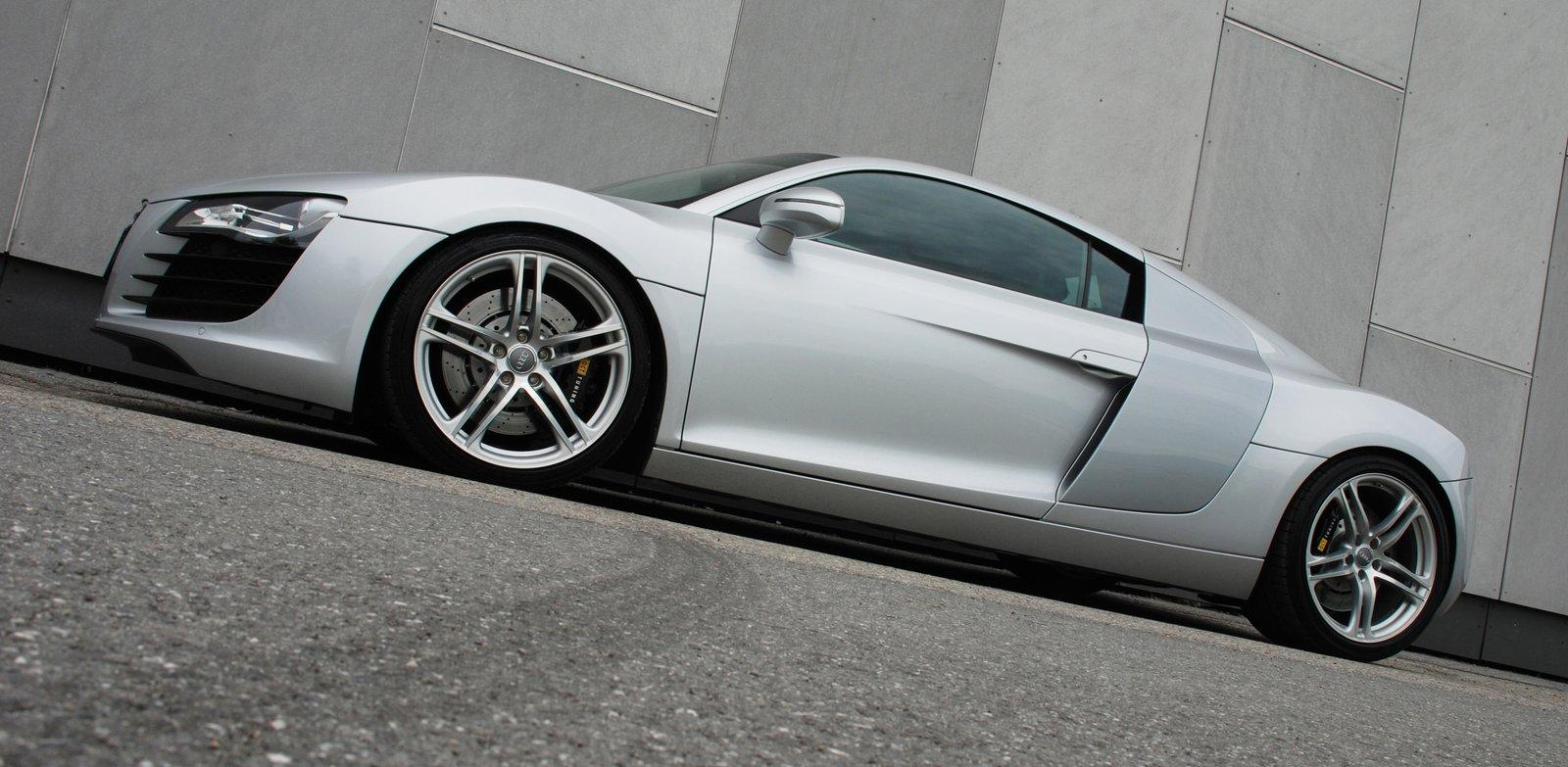 Audi r8 by oct tuning 9 O.CT to give R8 a huge tuning