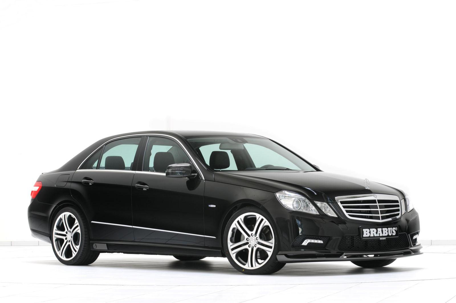 Brabus E and S class Mercedes 15 Brabus launches new tuning program for E  and S class Mercedes