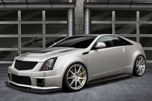 Hennessey CTS V Coupe photos 2012 Hennessey V1000 Twin Turbo Model More Energy Efficient and Fuel Economic