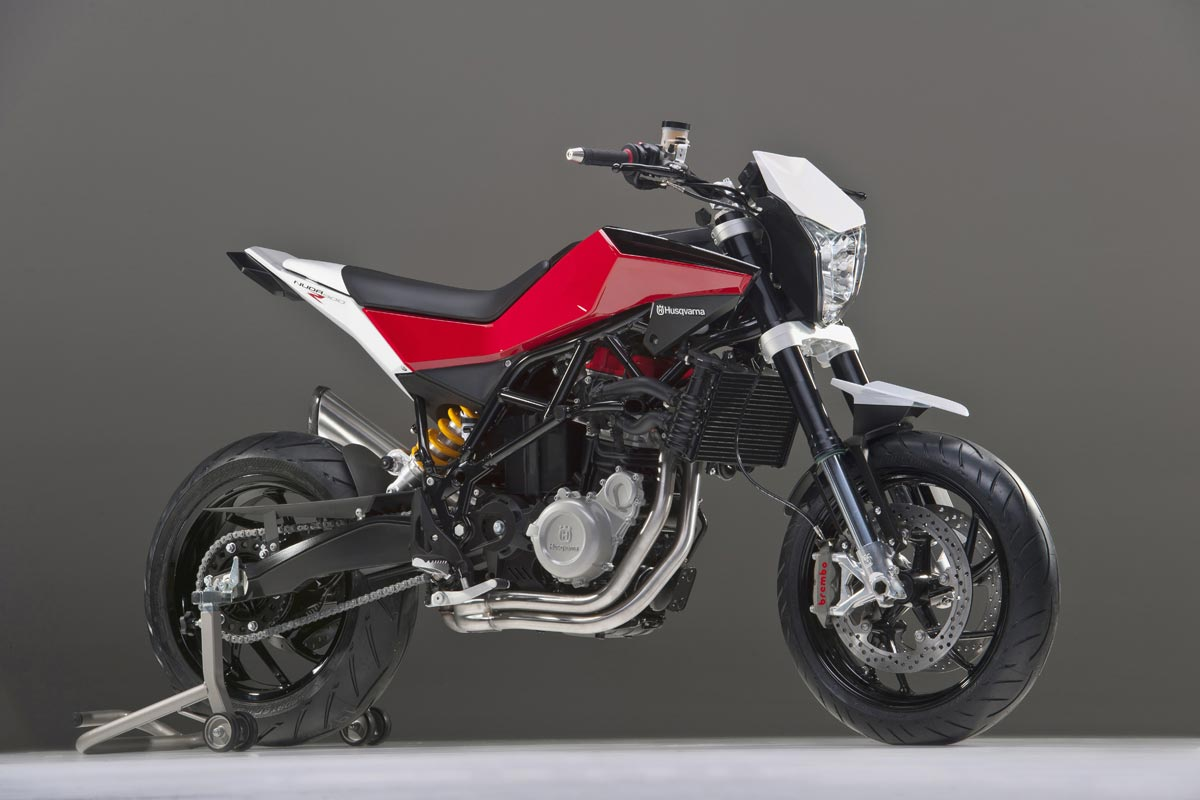 Husqvarna Nuda 900R 9 Husqvarna Nuda 900R to Be Launched Soon