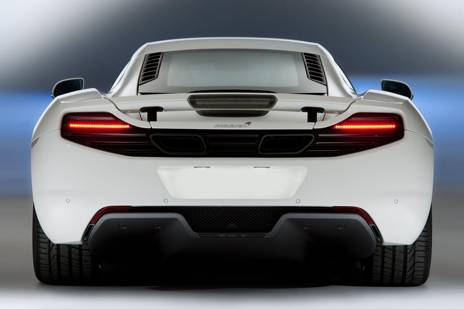 McLaren MP4 12C 13 Critiques opinion provoked MP4 12C modification for better performance