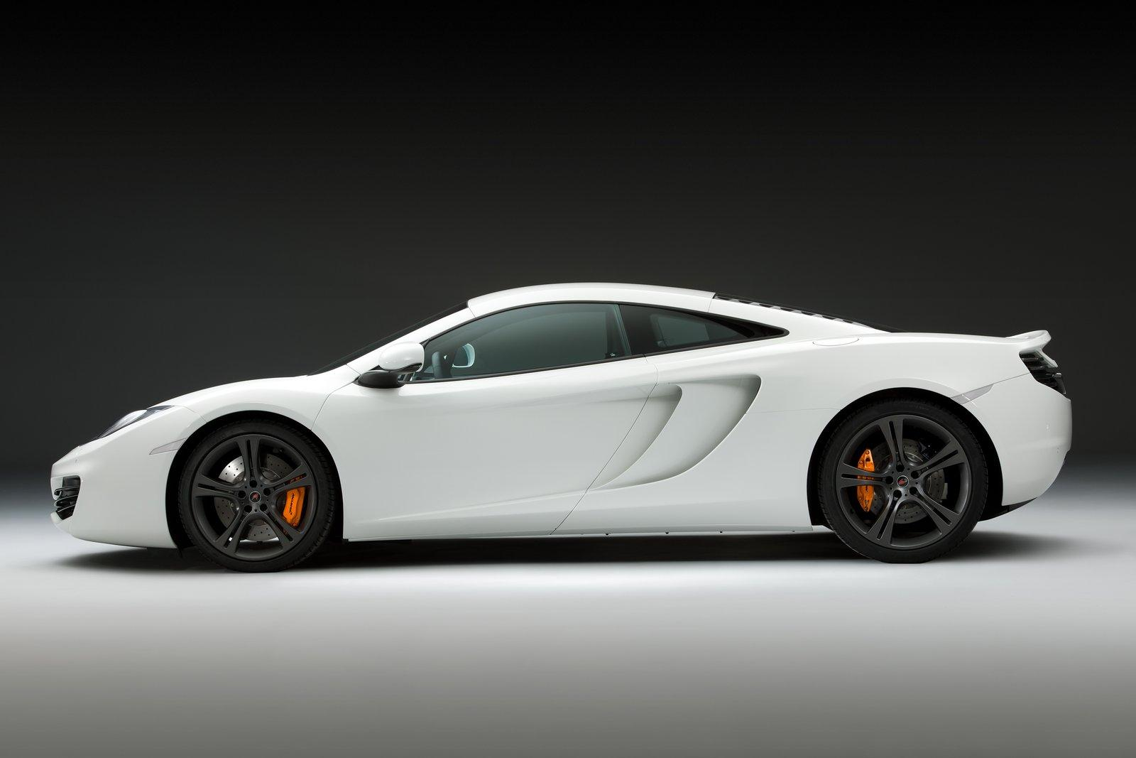 McLaren MP4 12C Critiques opinion provoked MP4 12C modification for better performance