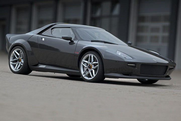 New lancia Stratos 2 Ferrari accused of obstructing in Lancia Stratos new invention
