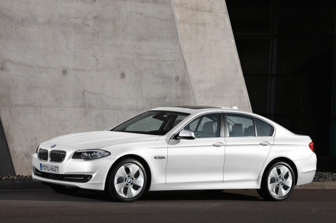 P90077227 655x436 BMW520d Efficient Dynamics Edition announced