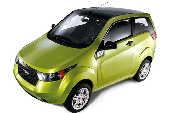Reva NXR NeXt Reva Electric Car thumb Mahindra Reva NXR Battery Electric Car – Eco Friendly