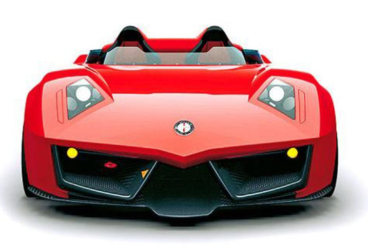 Spada Codatronca Monza Roadster 2 News Codatronca Monza roadster launched by Spada