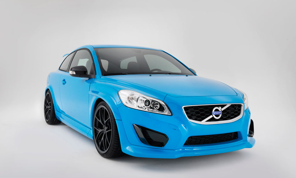 Volvo C30 Polestar Performance Concept Prototype Volvo to Lunch Performance Based Car line with C30 PCP