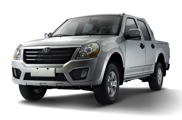 kuncheng pickup630 GM and FAW join to launch small car in China
