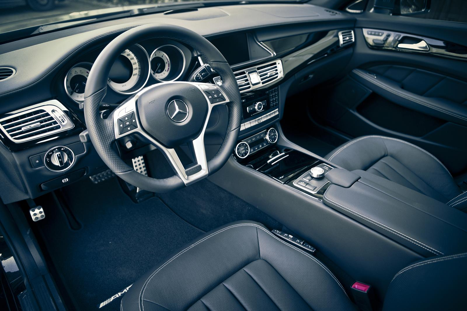 mercedes cls edition black by kicherer packs Kicherer captures market with black Mercedes CLS model