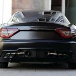 2011 Anderson Germany Maserati GranTurismo S Superior Black Edition