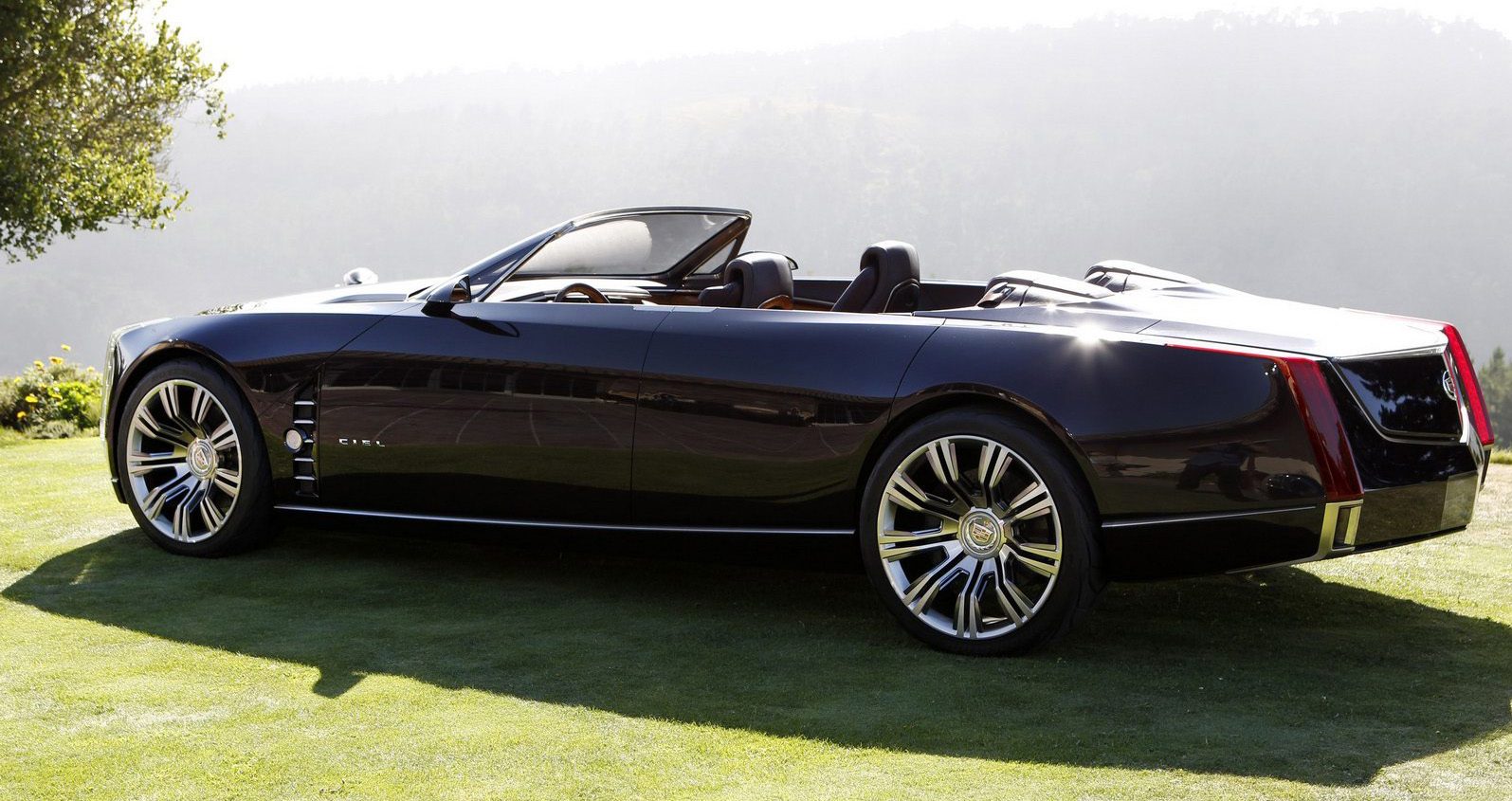 2011 cadillac ciel 4 door convertible concept unveiled. Black Bedroom Furniture Sets. Home Design Ideas