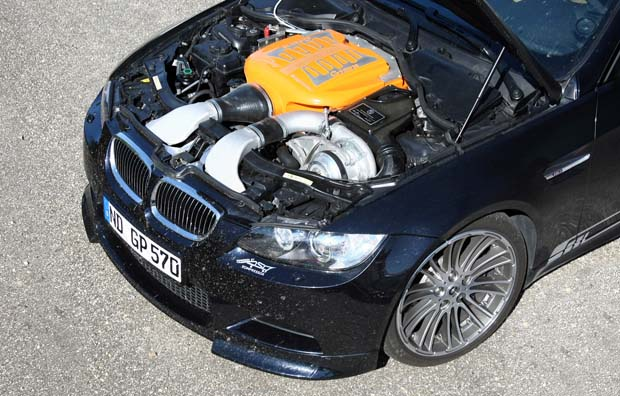 2011 G Power BMW M3 SK II 3 2011 G POWER BMW M3 SK II UNVEILED