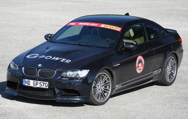 2011 G Power BMW M3 SK II 2011 G POWER BMW M3 SK II UNVEILED