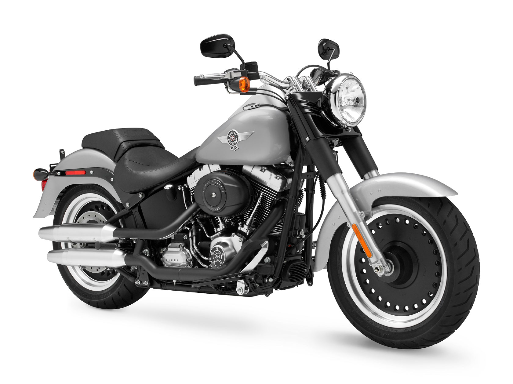 2011 Harley Davidson FLSTFB Fat Boy 1 THE FAT BOY IN THE MARKET!