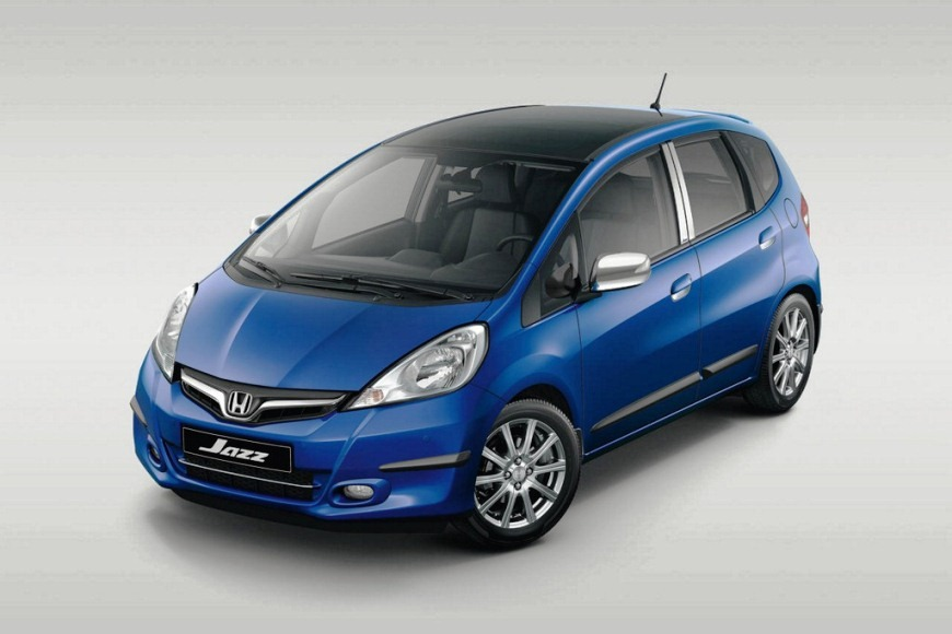 2011 Honda Jazz Facelift Honda Jazz Facelift 2011 New Model – More Energy Efficient