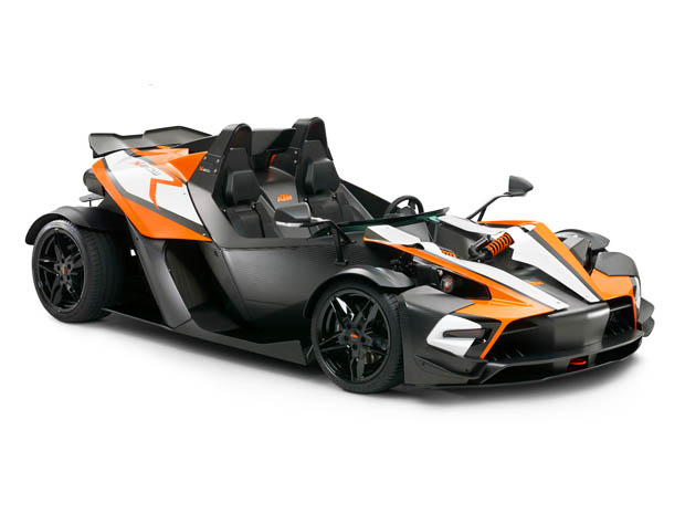 2011 KTM X Bow R 1 NEW 2011 SUPERCAR KTM X  BOW R MANUFACTURED BY THE TWO WHEELER MAKERS