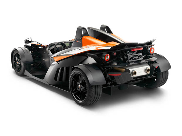 2011 KTM X Bow R NEW 2011 SUPERCAR KTM X  BOW R MANUFACTURED BY THE TWO WHEELER MAKERS