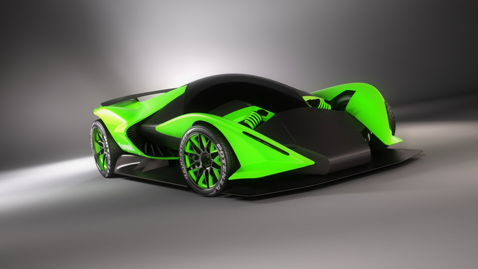 2011 Kawasaki ZX 770R Concept 1 2011 Kawasaki ZX 770R Concept to Be Upgraded Based on KTM X BOW