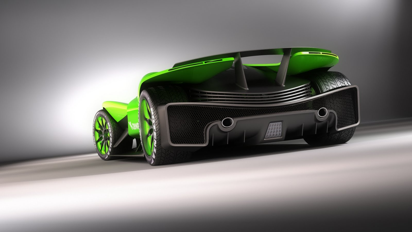 2011 Kawasaki ZX 770R Concept 2 2011 Kawasaki ZX 770R Concept to Be Upgraded Based on KTM X BOW