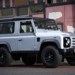 2011 Land Rover Defender Concept