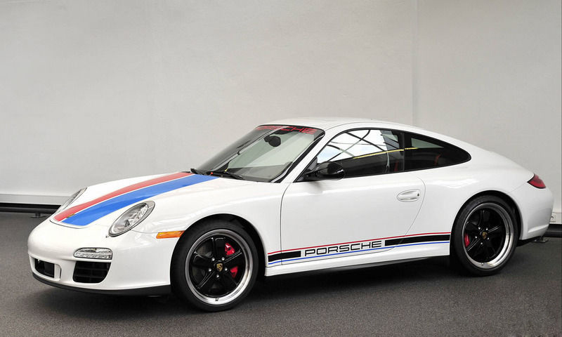 2011 porsche 911 Carrera GTS B59 Edition 2 Brumos Porsche to Gift 2011 model 911 Carrera GTS B59 Edition to Honor Haywood