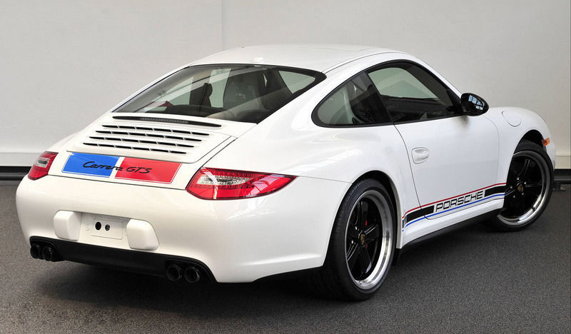 2011 porsche 911 Carrera GTS B59 Edition Brumos Porsche to Gift 2011 model 911 Carrera GTS B59 Edition to Honor Haywood