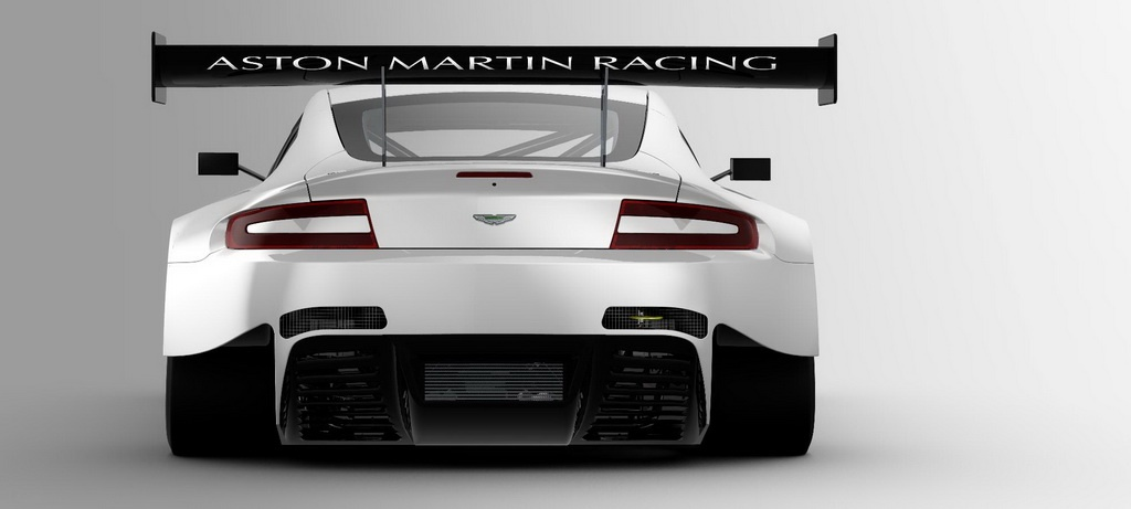 2012 Aston Martin V12 Vantage GT3 2 A New Toy for Racers