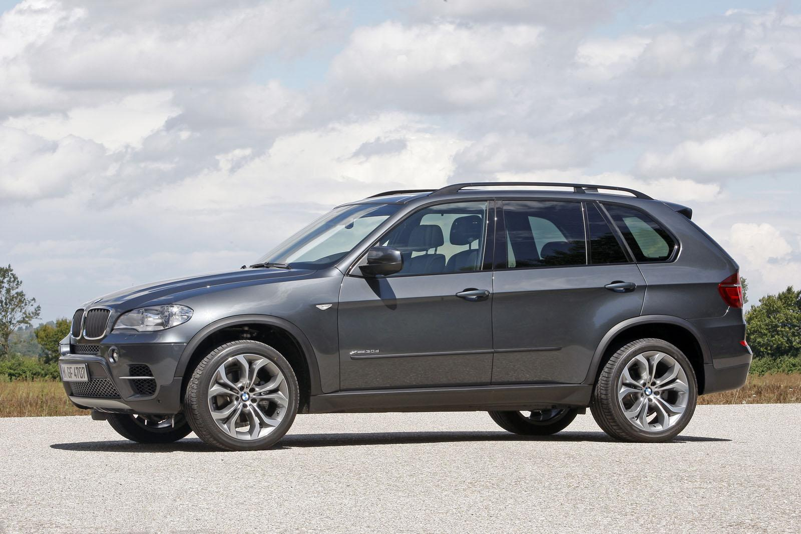 2012 BMW X5 and X6 Models 2 2012 BMW Announced Plans to Release Upgraded X5 and X6 Models