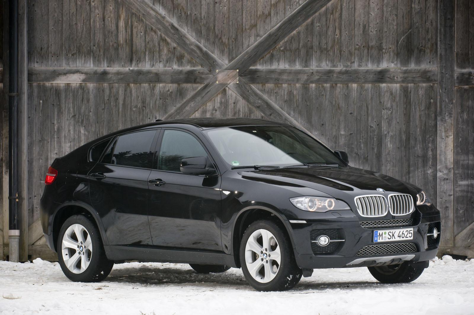 2012 BMW X5 and X6 Models 2012 BMW Announced Plans to Release Upgraded X5 and X6 Models