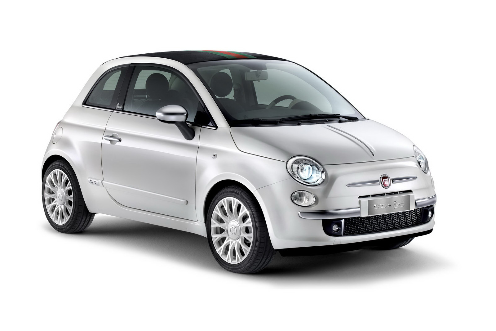 2012 Fiat 500 by Gucci FIAT ANNOUNCES NEW 2012 TOPLESS EDITION FROM GUCCI